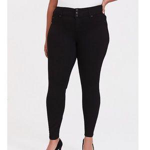 Torrid Skinny Jeans Black
